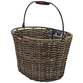 KlickFix Structura Basket oval brown